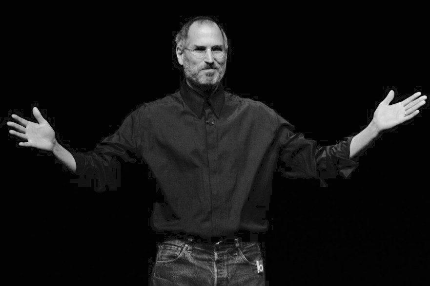 Presenteren als Steve Jobs